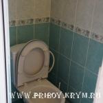 туалет для номеров с частичными удобствами